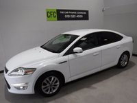 2013 FORD MONDEO 2.0 GRAPHITE TDCI 5d 138 BHP £7500.00