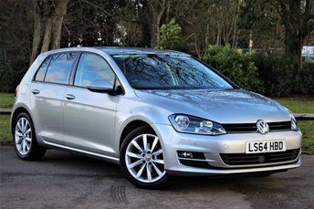 2014 VOLKSWAGEN GOLF 1.4 GT TSI ACT BLUEMOTION TECHNOLOGY DSG 5d AUTO 148 BHP £11994.00