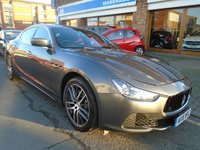 USED 2016 16 MASERATI GHIBLI 3.0 DV6 4d AUTO 275 BHP UNBEATABLE VALUE