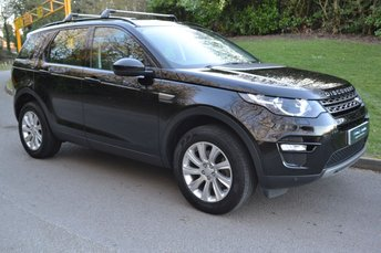 2016 LAND ROVER DISCOVERY SPORT 2.0 TD4 SE TECH 5d AUTO 180 BHP £23595.00