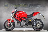 USED 2013 13 DUCATI MONSTER M1100 E-A GOOD & BAD CREDIT ACCEPTED, OVER 600+ BIKES IN STOCK