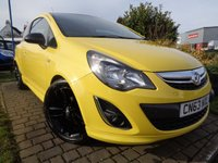 USED 2013 63 VAUXHALL CORSA 1.2 LIMITED EDITION 3d 83 BHP **Stunning 1 Owner Low Mileage Full Service History 12 Months Mot**