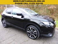 USED 2015 65 NISSAN QASHQAI 1.6 DCI TEKNA XTRONIC 5d AUTO 128 BHP All retail cars sold are fully prepared and include - Oil & filter service, 6 months warranty, minimum 6 months Mot, 12 months AA breakdown cover, HPI vehicle check assuring you that your new vehicle will have no registered accident claims reported, or any outstanding finance, Government VOSA Mot mileage check.     Because we are an AA approved dealer, all our vehicles come with free AA breakdown cover and a free AA history check. Low rate finance available. Up to 3 years warranty available.