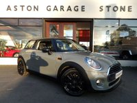 USED 2016 MINI HATCH COOPER 1.5 COOPER 3d 134 BHP ** PAN ROOF * LEATHER ** **PAN ROOF * LEATHER **