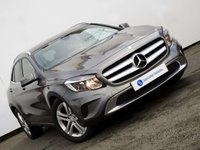 USED 2014 MERCEDES-BENZ GLA-CLASS 2.1 GLA200 CDI SE EXECUTIVE 5d AUTO 136 BHP £30 RFL...... HEATED LEATHER with PARKTRONIC......