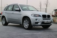 USED 2009 BMW X5 X DRIVE 3.0d M SPORT 231 BHP LOW DEPOSIT OR NO DEPOSIT FINANCE AVAILABLE