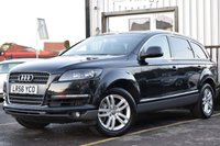 USED 2006 56 AUDI Q7 3.0 TDI QUATTRO SE 5d AUTO 234 BHP Good Service History With 6 Stamps.New Mot Test Certificate.