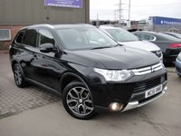 USED 2015 15 MITSUBISHI OUTLANDER 2.3 DI-D GX 3 5d 147 BHP ANY PART EXCHANGE WELCOME, COUNTRY WIDE DELIVERY ARRANGED, HUGE SPEC