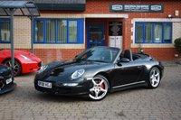 USED 2008 08 PORSCHE 911 3.8 CARRERA 4 S 2d 350 BHP CONVERTIBLE Full Porsche Service History! Sports Chrono! Heated seats!