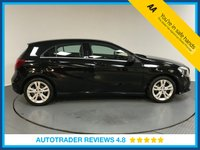 USED 2016 16 MERCEDES-BENZ A CLASS 1.5 A 180 D SPORT EXECUTIVE 5d AUTO 107 BHP SERVICE HISTORY - ONE OWNER - SAT NAV - FULL LEATHER - REAR CAMERA - PARKING SENSORS - BLUETOOTH