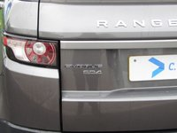 USED 2015 15 LAND ROVER RANGE ROVER EVOQUE 2.2 SD4 PURE 5d AUTO 190 BHP 4WHEELDRIVE