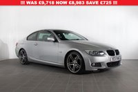 USED 2011 11 BMW 3 SERIES 2.0 320D M SPORT 2d 181 BHP Call us for Finance