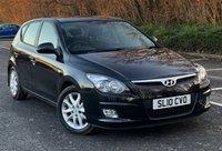 2010 HYUNDAI I30 1.4 COMFORT 5d 108 BHP £3495.00