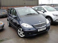 USED 2008 MERCEDES-BENZ A CLASS 1.5 A150 AVANTGARDE SE 5d AUTO 94 BHP ANY PART EXCHANGE WELCOME, COUNTRY WIDE DELIVERY ARRANGED, HUGE SPEC