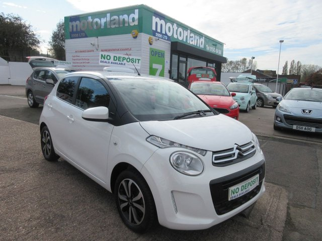 USED 2014 14 CITROEN C1 1.0 FLAIR 5d 68 BHP **TEST DRIVE TODAY 01543 454566**