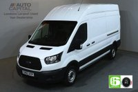 USED 2017 67 FORD TRANSIT 2.0 350 L3 H3 129 BHP LWB H/ROOF AIR CON EURO 6 RWD VAN AIR CONDITIONING EURO 6