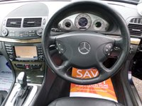 USED 2005 55 MERCEDES-BENZ E CLASS 3.0 E280 CDI AVANTGARDE 4d AUTO 187 BHP
