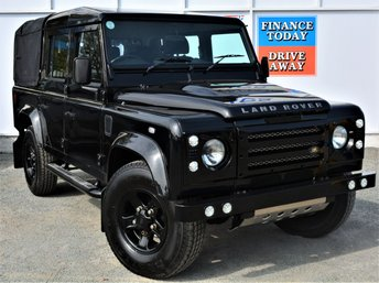 2009 LAND ROVER DEFENDER 110 LWB