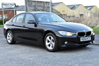 USED 2014 64 BMW 3 SERIES 2.0 320D EFFICIENTDYNAMICS 4d 161 BHP