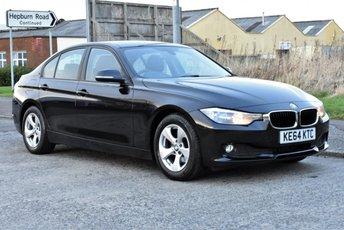 2014 BMW 3 SERIES 2.0 320D EFFICIENTDYNAMICS 4d 161 BHP £8990.00