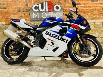 2004 SUZUKI GSXR750 K4  £3990.00