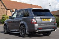 USED 2010 10 LAND ROVER RANGE ROVER SPORT 3.6 TDV8 AUTOBIOGRAPHY SPORT 5d AUTO 269 BHP