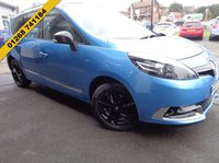2014 RENAULT GRAND SCENIC 1.6 DYNAMIQUE TOMTOM BOSE PLUS DCI S/S 5d 130 BHP £9695.00