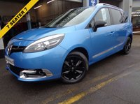 USED 2014 63 RENAULT GRAND SCENIC 1.6 DYNAMIQUE TOMTOM BOSE PLUS DCI S/S 5d 130 BHP