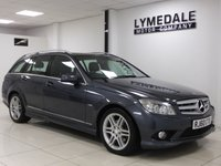 USED 2011 60 MERCEDES-BENZ C CLASS 2.1 C220 CDI BLUEEFFICIENCY SPORT 5d 170 BHP