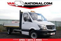 USED 2014 64 MERCEDES-BENZ SPRINTER 2.1 313 CDI 129 BHP LWB DROPSIDE (ONE OWNER ALLOY BACK) ** READY TO LOAD UP AND  DRIVE AWAY TODAY ** NO ADMIN FEES **