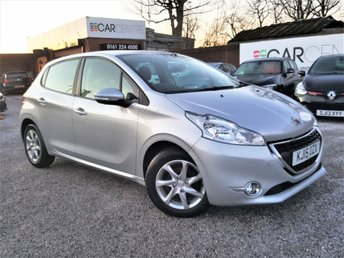 View our 2015 15 PEUGEOT 208 1.2 ACTIVE 5d 82 BHP