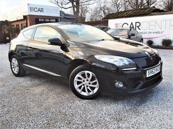 View our 2013 63 RENAULT MEGANE 1.5 DYNAMIQUE TOMTOM ENERGY DCI S/S 3d 110 BHP