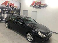 2007 MERCEDES-BENZ CLS CLASS 3.0 CLS320 CDI 4d AUTO 222 BHP £4250.00