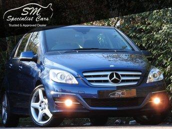 2010 MERCEDES-BENZ B CLASS 2.0 B180 CDI SPORT 5d 109 BHP £4290.00