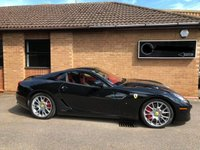 USED 2010 60 FERRARI 599 GTB 6.0 1d 599 HGTE HUGE SPEC 32K FFSH RED LEATHER HGTE