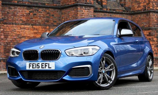 2015 15 BMW M135I 3.0 M135I 3d AUTO 322 BHP [FACELIFT]