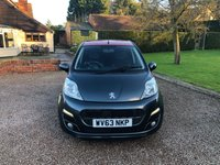 USED 2013 63 PEUGEOT 107 1.0 ENVY 5d 68 BHP No Tax.. Low Mileage.. VGC... Well Spec Car