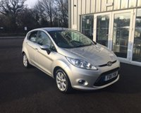 USED 2011 11 FORD FIESTA 1.4 ZETEC AUTOMATIC THIS VEHICLE IS AT SITE 1 - TO VIEW CALL US ON 01903 892224