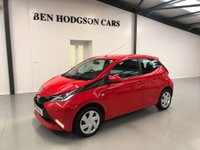 USED 2014 64 TOYOTA AYGO 1.0 VVT-I X-PLAY 5d 69 BHP £20 Road Tax! 1 Owner! FSH!