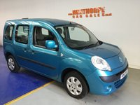 USED 2010 60 RENAULT KANGOO 1.5 EXPRESSION DCI 5d 86 BHP