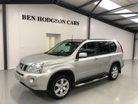 USED 2010 59 NISSAN X-TRAIL 2.0 ACENTA DCI 5d 171 BHP Panoramic Roof! Side Steps!