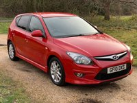 USED 2010 10 HYUNDAI I30 1.4 EDITION 5d 108 BHP Low Tax, Aux In, Low Insurance