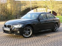 USED 2016 66 BMW 3 SERIES 2.0 320I XDRIVE M SPORT 4d AUTO 181 BHP