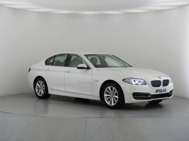 View our 2015 65 BMW 5 SERIES 2.0 520D SE 4d AUTO 188 BHP