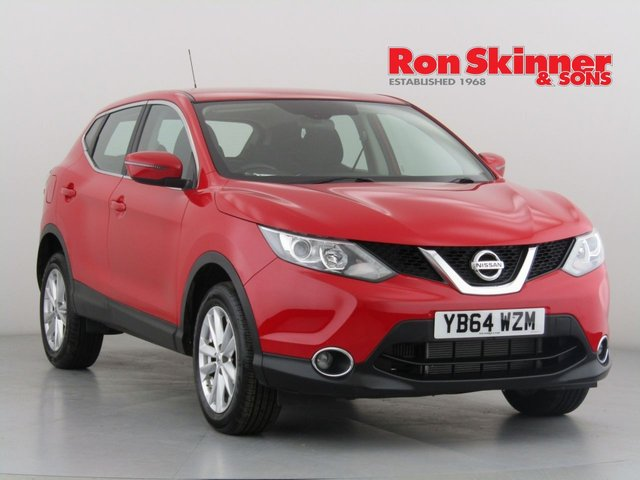 View our 2015 64 NISSAN QASHQAI 1.2 ACENTA DIG-T 5d 113 BHP