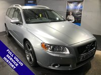 USED 2012 12 VOLVO V70 2.0 D4 R-DESIGN NAV 5d AUTO 161 BHP Bluetooth  :  Sat Nav  :  DAB Radio    :    R-Design leather upholstery + steering wheel    :    Heated front seats   :  Electric/Memory driver's seat  :  Volvo Premium Sound system  :   Full service history  :  Front and rear parking sensors
