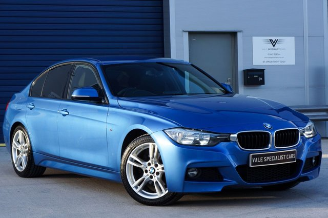 2015 65 BMW 3 SERIES 2.0 320D M SPORT (SAT NAV)