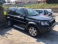 USED 2005 55 LAND ROVER FREELANDER 1.8 XEI 3d 116 BHP
