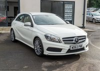 USED 2014 12 MERCEDES-BENZ A CLASS 1.5 A180 CDI BLUEEFFICIENCY AMG SPORT 5d 109 BHP