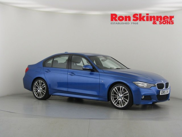 View our 2015 15 BMW 3 SERIES 2.0 320D M SPORT 4d AUTO 181 BHP